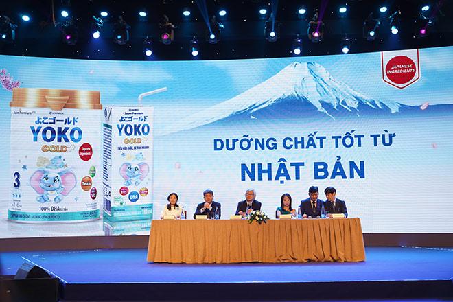 Ứng dụng dưỡng chất từ Nhật, Vinamilk Yoko Gold hóa giải nỗi lo tiêu hoá ở trẻ - 1