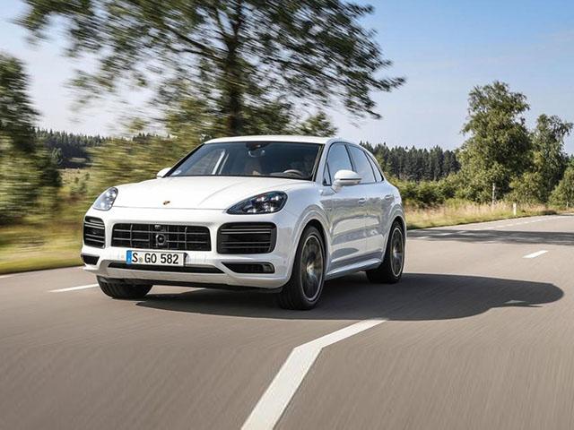 Top 10 SUV thể thao được bình chọn là mẫu xe tốt nhất năm 2019