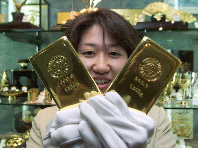 Nước nào đang dự trữ nhiều vàng nhất thế giới?