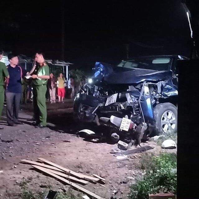 Vụ tai nạn thảm khốc 4 người chết ở Phú Yên: Bắt tài xế xe bán tải - 1