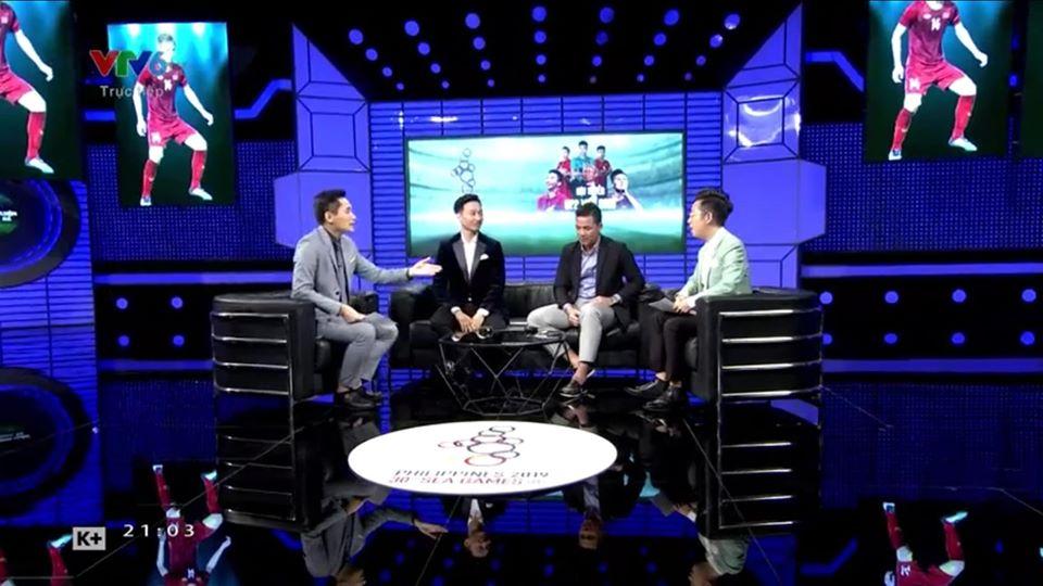 MC VTV bốc máy gọi Đặng Văn Lâm sau bàn thua của Bùi Tiến Dũng gây tranh cãi - 1