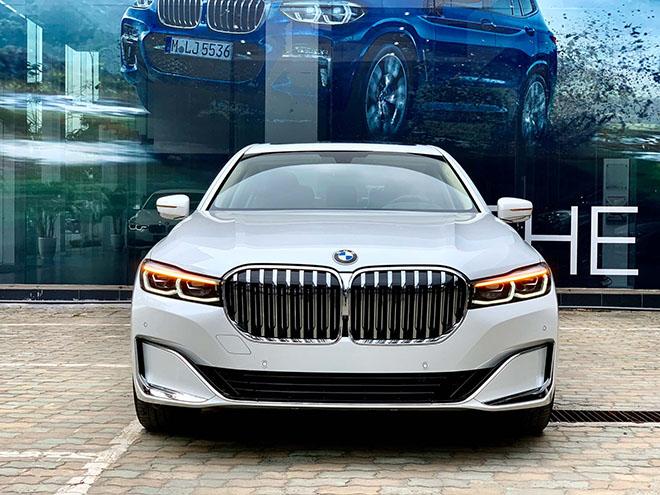 BMW Series 7 LCI về Việt Nam, chiếc sedan hạng sang đối trọng của Mercedes-Benz S-Class, Lexus - 2