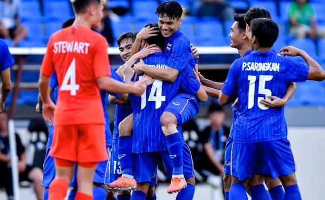Nóng rực bảng xếp hạng SEA Games: U22 Thái Lan đe dọa ngôi số 1 của Việt Nam - 1