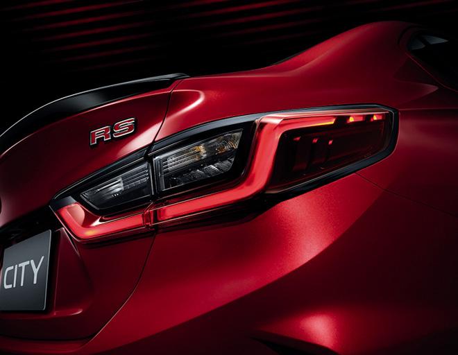 Ngắm gói độ Modulo và RS dành cho xe Honda City 2020 - 7