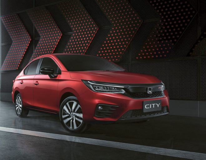 Ngắm gói độ Modulo và RS dành cho xe Honda City 2020 - 1