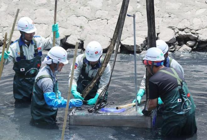 Giám đốc Sở Xây dựng phát biểu thiếu căn cứ về công nghệ làm sạch sông Tô Lịch? - 1