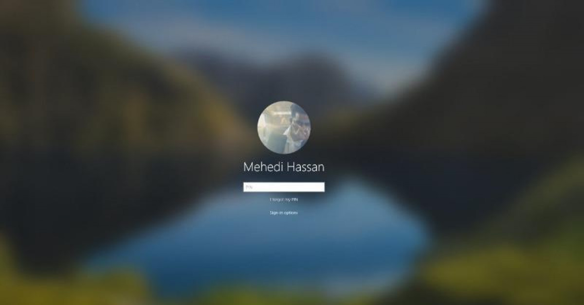 Cách lấy lại mật khẩu đăng nhập trên Windows