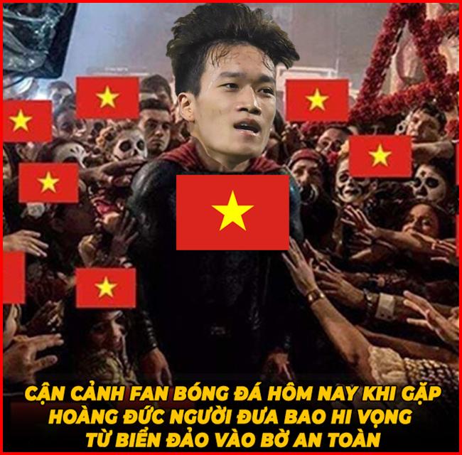 Hoàng Đức tỏa sáng giúp U22 Việt Nam ngược dòng ngoạn mục.