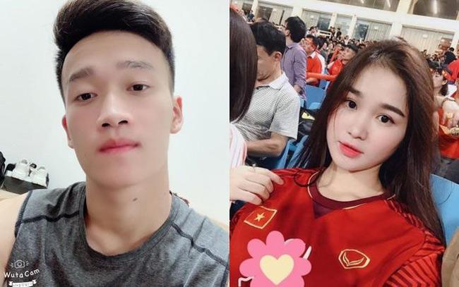 Nếu như Hoàng Đức là chàng cầu thủ được nhắc đến với bàn thắng vàng giúp đội tuyển U22 VN giành chiến thắng trước Indonesia thì hot girl Linh Trang chính là người được tìm kiếm nhiều không thua kém khi nhắc đến Hoàng Đức.