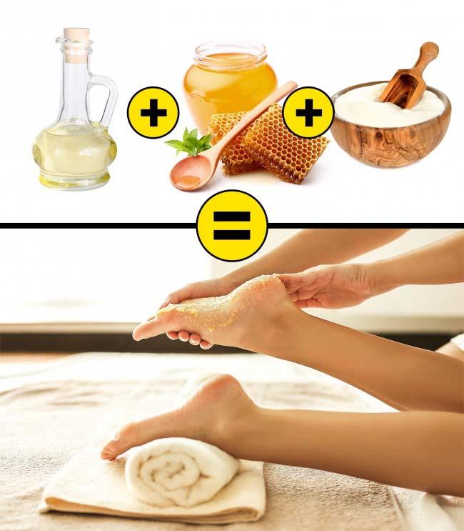 9 cách đơn giản chữa nứt gót chân cực nhanh mùa hanh khô - 2