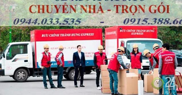 Thành Hưng - dịch vụ chuyển nhà, chuyển văn phòng trọn gói