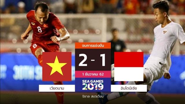 Báo Thái Lan bất ngờ trước chiến thắng kịch tính của U22 Việt Nam - 1