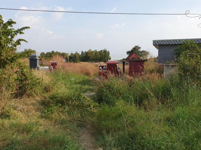 Đi cắt cỏ, phát hiện nghi xương người bị đốt cháy ở ngoại ô Sài Gòn