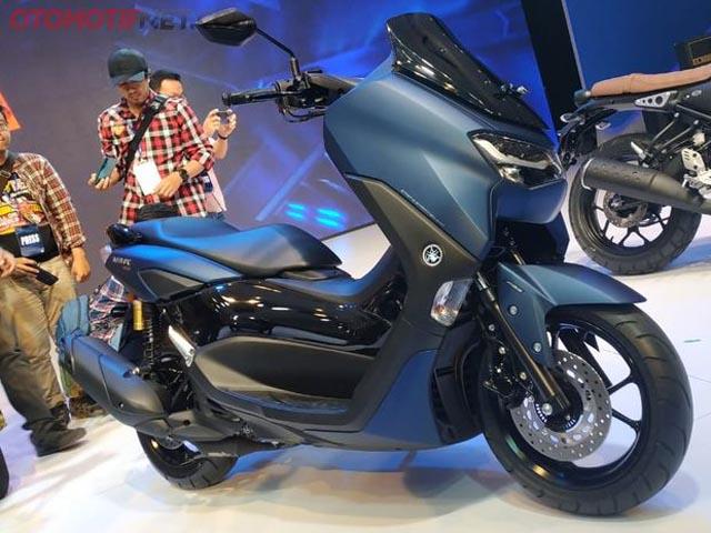 Yamaha Nmax 2020 chính thức ra mắt, giá từ 49 triệu đồng