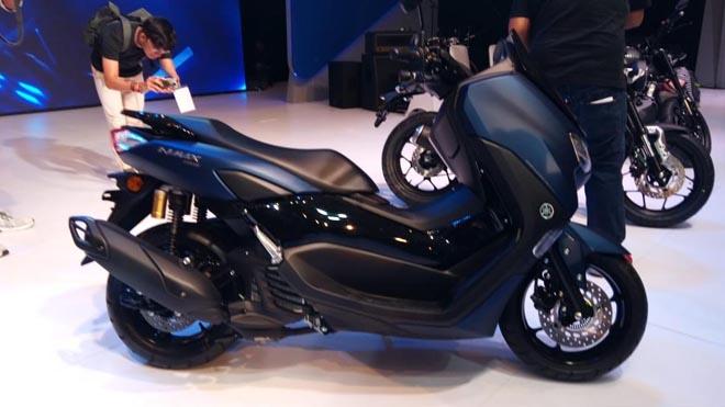 Yamaha Nmax 2020 chính thức ra mắt, giá từ 49 triệu đồng - 1