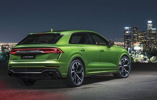 Audi tung phiên bản RS cho dòng xe SUV Q8, giá bán gần 3,3 tỷ đồng - 2