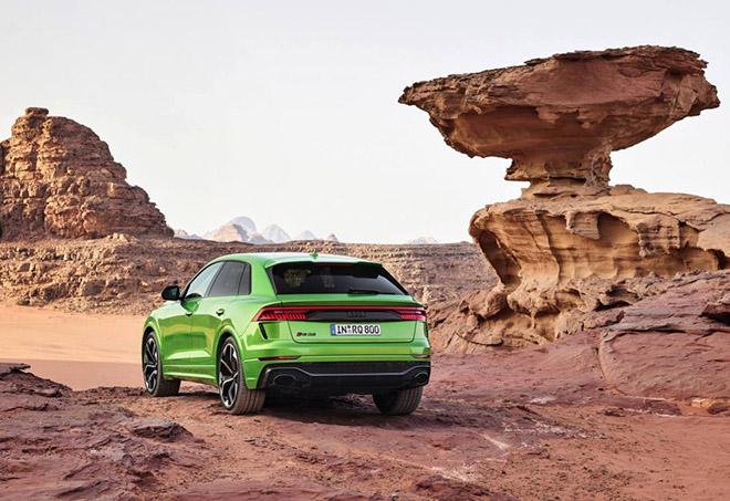 Audi tung phiên bản RS cho dòng xe SUV Q8, giá bán gần 3,3 tỷ đồng - 4