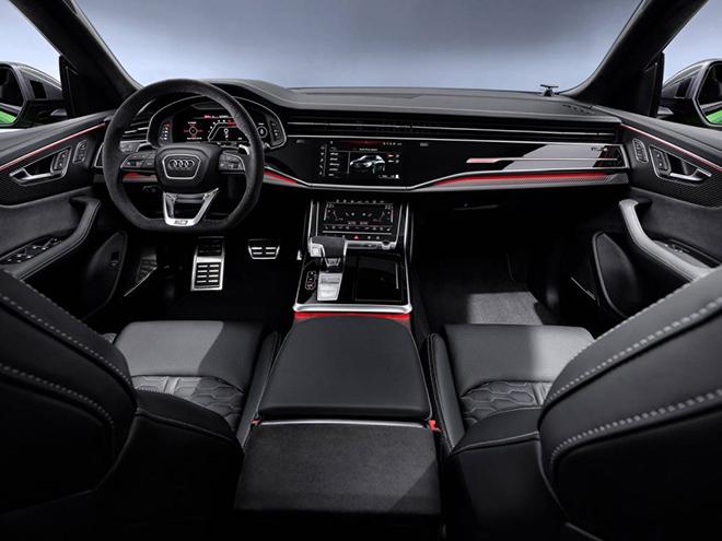 Audi tung phiên bản RS cho dòng xe SUV Q8, giá bán gần 3,3 tỷ đồng - 6