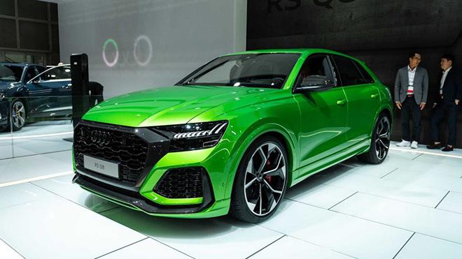 Audi tung phiên bản RS cho dòng xe SUV Q8, giá bán gần 3,3 tỷ đồng - 1