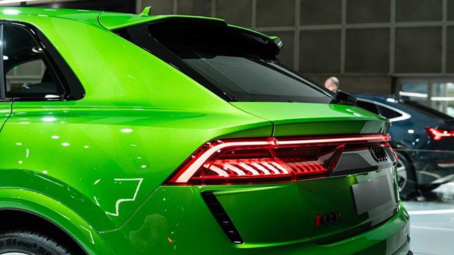 Audi tung phiên bản RS cho dòng xe SUV Q8, giá bán gần 3,3 tỷ đồng - 14