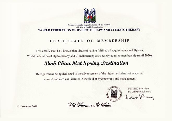Thế giới khoáng nóng Minera, tiên phong trong ngành du lịch kết hợp chăm sóc sức khoẻ tại VN - 1