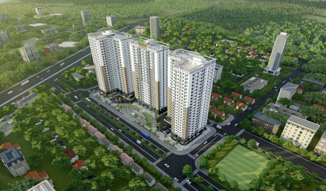 Tưng bừng sự kiện bàn giao tòa CT1 và mở bán tòa trung tâm Xuân Mai Tower Thanh Hóa - 1