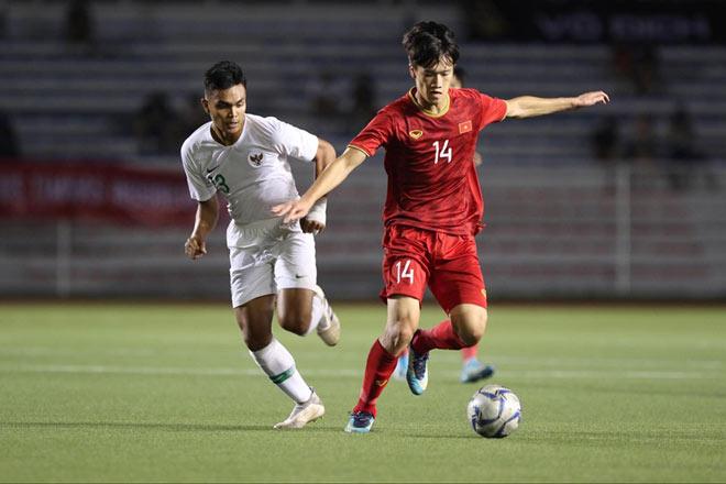 Nghẹt thở U22 Việt Nam, Thái Lan, Indonesia đều 12 điểm: Ai sẽ vào bán kết? - 1
