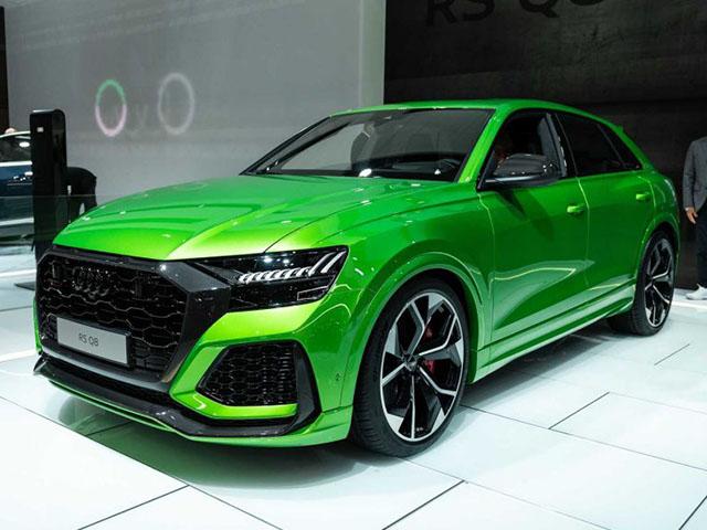 Audi tung phiên bản RS cho dòng xe SUV Q8, giá bán gần 3,3 tỷ đồng