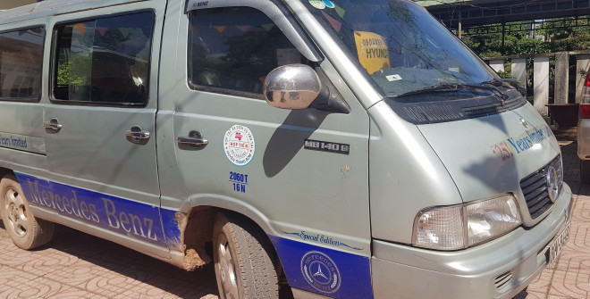 """Vụ ô tô """"đánh rơi"""" học sinh trên QL1: Tài xế sử dụng bằng lái giả - 1"""