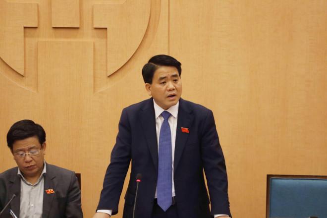 Ông Nguyễn Đức Chung nói gì về phản ứng của mọi người đối với chất Redoxy-3C? - 1