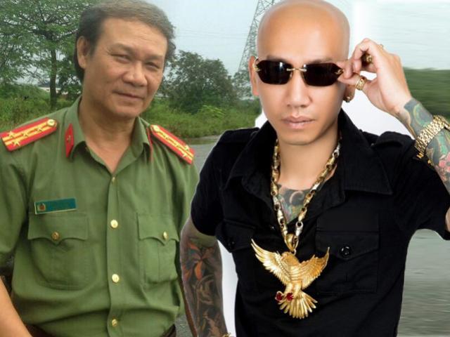 """Đại tá công an hợp tác cùng """"giang hồ mạng"""" Phú Lê trong Chạm mặt giang hồ 2"""
