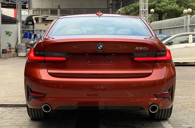 BMW bổ xung bản 330i Sport-Line tại Việt Nam, giá dự kiến 2,2 tỷ đồng - 6