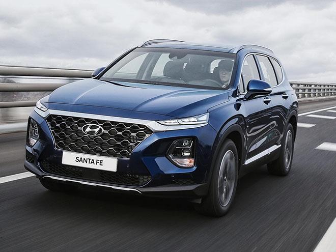 Hyundai Santa Fe 2020 giá từ 675 triệu đồng, thêm bản động cơ V6 3.5L - 3