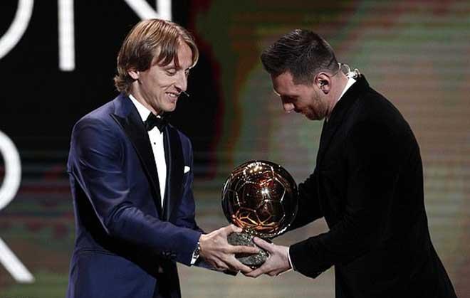 Lễ trao giải Quả Bóng Vàng 2019: Messi đoạt giải lần thứ 6 kỷ lục - 1