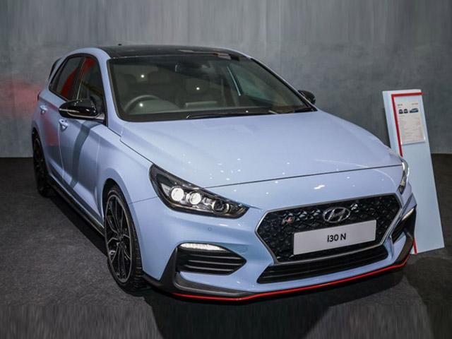 Hyundai i30 N giá từ 1,66 tỷ đồng, số lượng hạn chế