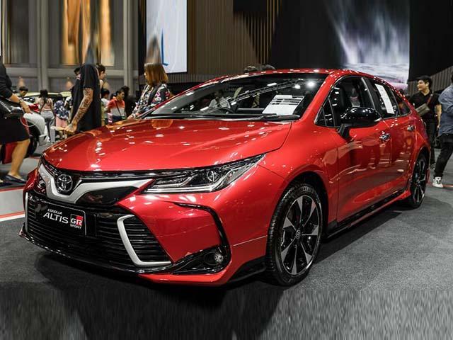 Toyota Corolla Altis GR Sport 2019 ra mắt tại Thái Lan, giá từ 751 triệu đồng