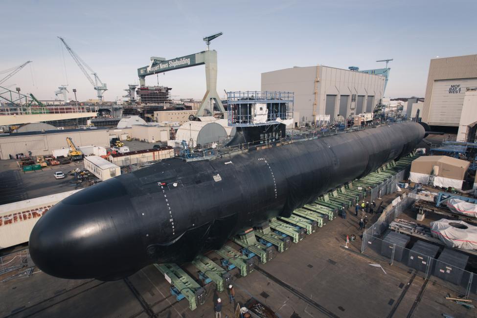 Hải quân Mỹ chi số tiền lớn nhất lịch sử đóng 9 tàu ngầm hạt nhân đối phó TQ - 1