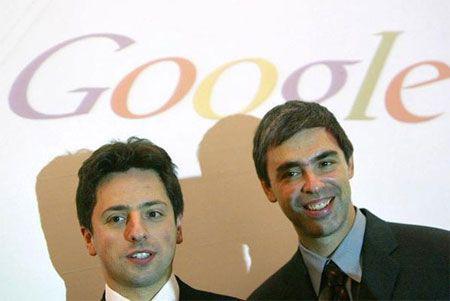 Chặng đường hơn 21 năm phát triển Google của hai sinh viên nghèo - 1