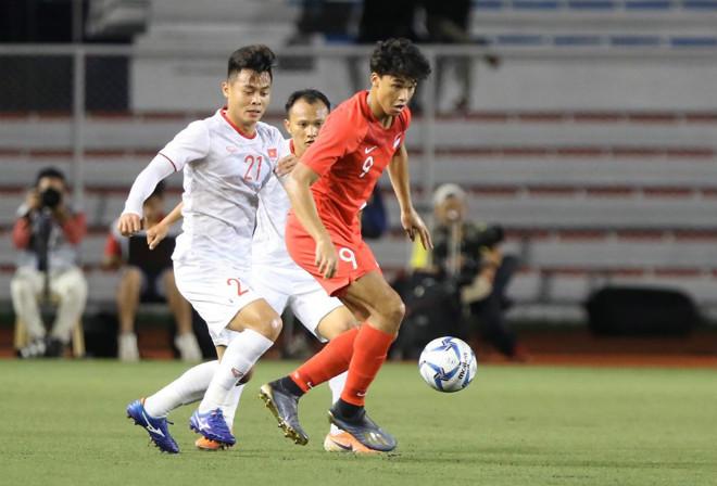Kịch bản cực sốc SEA Games: U22 Việt Nam thua đậm Thái Lan vẫn đi tiếp - 1