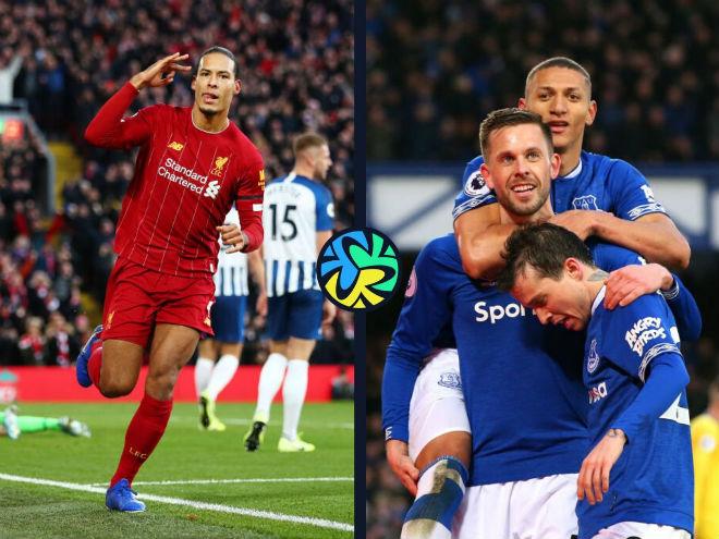 """Liverpool – Everton: Quyết phục hận cũ, đẩy """"hàng xóm"""" xuống vực thẳm - 1"""