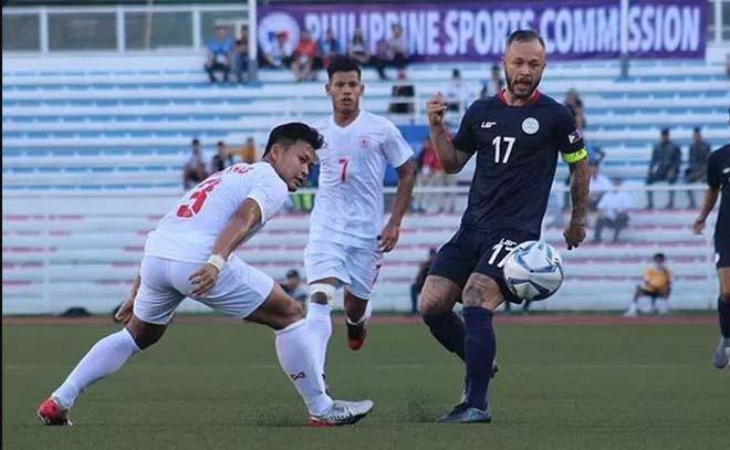Video highlight trận U22 Philippines - U22 Timor-Leste: Nghẹt thở 7 bàn, cay đắng vì thủ môn - 1