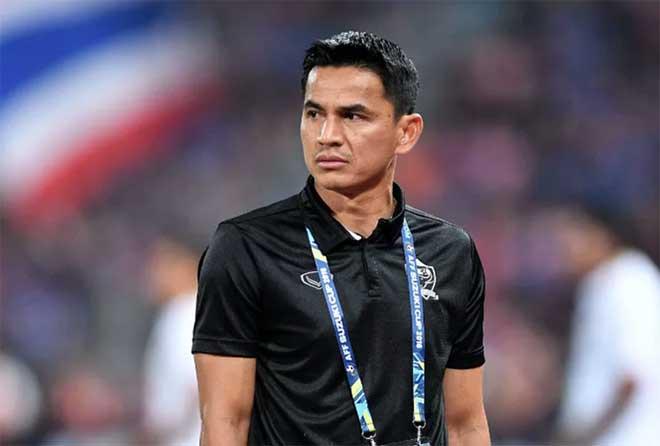 Kiatisuk đưa ra khả năng Thái Lan thắng Việt Nam cách biệt 2 bàn - 1