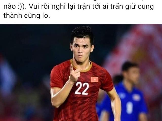 """Dân mạng """"sướng rơn"""" khi U22 Việt Nam tiễn U22 Thái Lan về nước"""