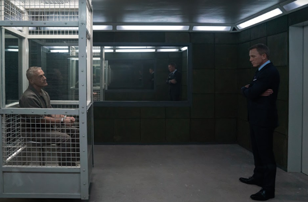 Phần phim 007 cuối cùng của tài tử Daniel Craig tung trailer - 1