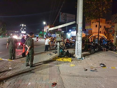 Bình Dương: Bác thông tin CSGT truy đuổi gây chết người đi xe máy - 1