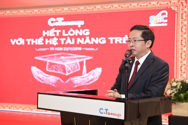 C.T Group trao học bổng 330 triệu đồng và vinh danh sinh viên thủ khoa TP. HCM năm 2019 - 1
