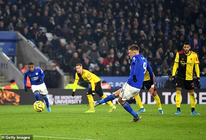 "Video highlight trận Leicester City - Watford: ""Song tấu"" thăng hoa đoạt 3 điểm - 1"