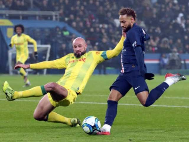 Video highlight trận PSG – Nantes: Thế trận giằng co, ngôi SAO định đoạt - 1