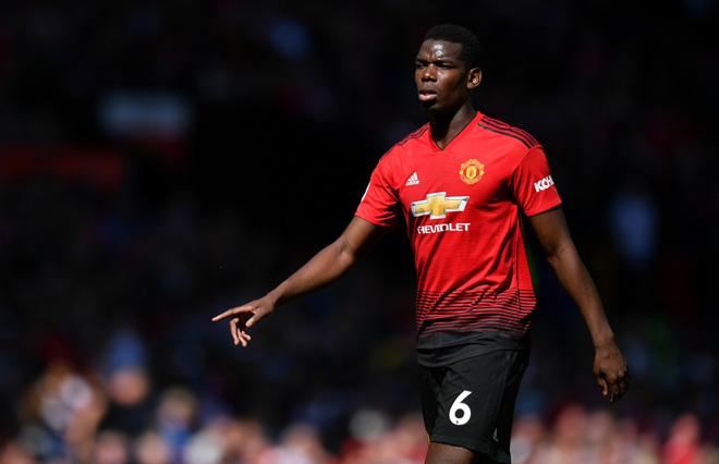 Tin HOT bóng đá tối 7/12: Pogba tiếp tục lỡ trận derby Manchester - 1