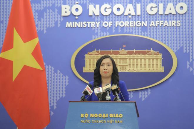 Bộ Ngoại giao lên tiếng trước thông tin khí cầu Trung Quốc do thám ở Biển Đông - 1